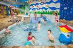 Wellness hotel Babylon: Pobyt se vstupem do aquaparku 1 noc
