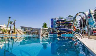 Lázeňský hotel Aqua: SPA & AQUAPARK 2 noci