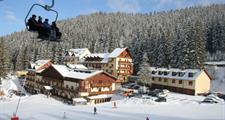 Ski & Wellness Residence Družba: Wellness pobyt 4 noci BMZ
