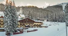 Ski & Wellness Residence Družba: Rekreační pobyt 4 noci BMZ