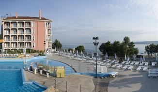 Hotel Aquapark Žusterna: Rekreační pobyt 3 noci
