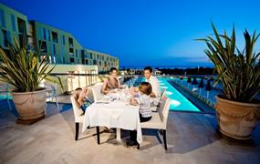 Falkensteiner Family Hotel Diadora: Rekreační pobyt 3 noci