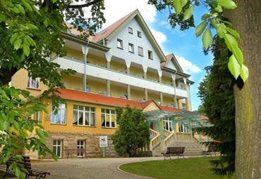 Sanatorium Zdrowie: Rekreační pobyt 4 noci