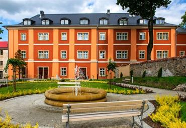 Lázeňský dům Długi Dom: Relaxační pobyt 4 noci