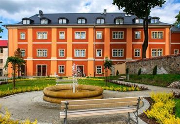 Lázeňský dům Długi Dom : Relaxační pobyt 3 noci