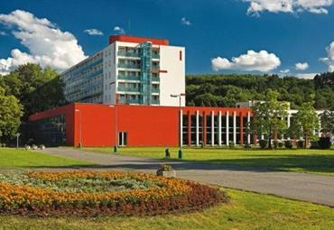 Rubín: Lázeňský pobyt Medical SILVER - 7 nocí