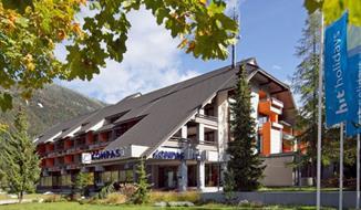 Hotel Kompas: Zimní pobyt 3 noci