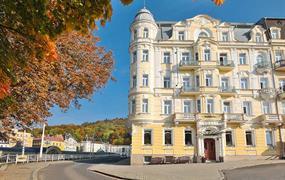Hotel Belvedere Spa & Wellness: Ozdravný pobyt s minerálními koupelemi - 2 noci