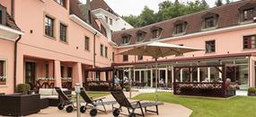 Hotel Hoffmeister&SPA: Rekreační pobyt 4 noci