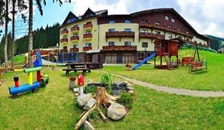 Ski & Wellness Residence Družba: Rekreační pobyt 4 noci