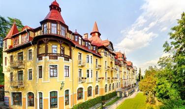 Grandhotel Praha: Rekreační pobyt 3 noci
