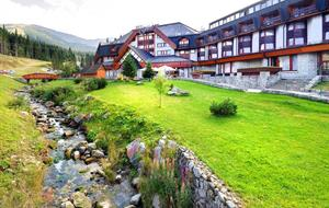 Hotel Grand Jasná: Rekreační pobyt 2 noci