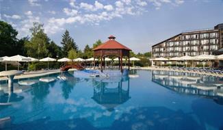 Hotel Termal: Rekreační pobyt 4 noci