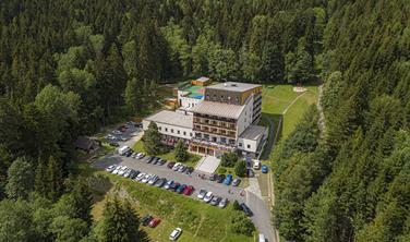 Hotel Kamzík: Rekreační pobyt 2 noci