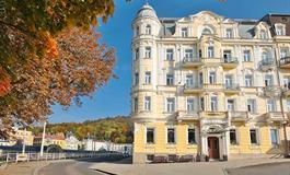Hotel Belvedere Spa & Wellness: Ozdravný pobyt s koupelemi VŠEDNÍ DNY - 2 noci