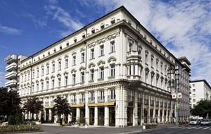 Hotel Rába City Center Györ