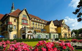 Lázeňský dům Polonia