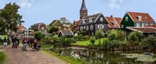 Sýrová farma, Volendam a Amsterdam