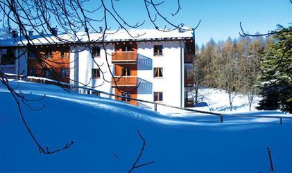 Rezidence Hotel Candriai