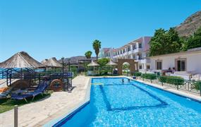 Ylyssion Beach Resort
