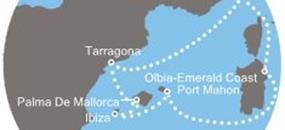 Costa Victoria - Itálie, Baleáry, Španělsko