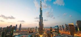 Costa Mediterranea - Plavba ze supermoderní Dubaje s českým delegátem - Dubaj, Omán, Emiráty