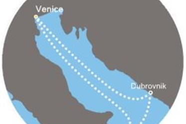 Costa Victoria - Itálie, Chorvatsko (z Benátek)