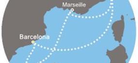 Costa Magica - Španělsko, Baleáry, Francie, Itálie (z Barcelony)