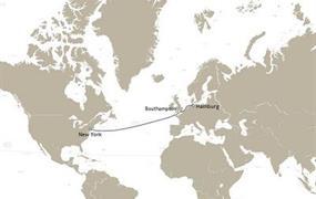 Queen Mary 2 - Transatlantická plavba do Hamburku (z New Yorku)