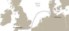 Queen Victoria - Plavba do Hamburku (ze Southamptonu)