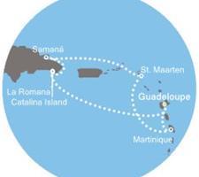 Costa Favolosa - Antily, Dominikán.rep. (Basse Terre)