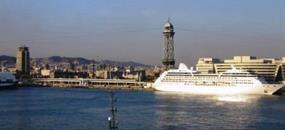 Costa Smeralda - Barcelona, Mallorca, Itálie (fly & cruise z Vídně)