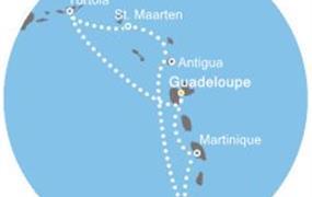 Costa Magica - Antily, Panenské ostrovy (Pointe-a-Pitre)