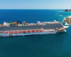 Norwegian Getaway - USA, Honduras, Belize, Mexiko (z Miami)