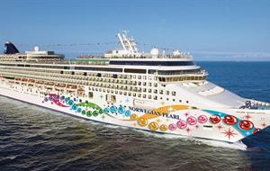 Norwegian Pearl - USA, Belize, Mexiko (z Miami)