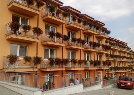 Apartmány Andrejka