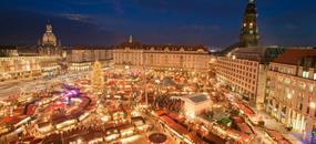 Adventní svátky - Drážďany (1den)