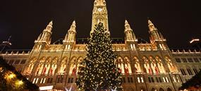 Adventní svátky - Vídeň (1den)