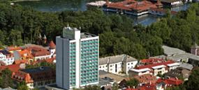 Hotel Hotel Panorama, Hevíz