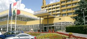 Hotel Hotel Helios, Hevíz