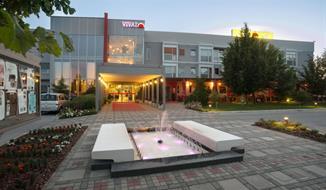 Hotel Hotel Vivat, Moravské Toplice