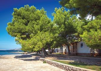 Apartmán Mobilní Domky Camp Paklenica, Starigrad - Paklenica