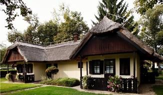 Hotel Bungalovy Termal (ex Prekmurska Vas), Moravské Toplice