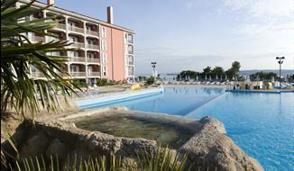 Hotel Aquapark Žusterna, Koper