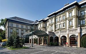 Grand hotel Danubius Margitsziget