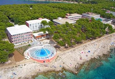 Hotel a pavilony Zora