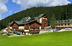 Hotel Ski & Wellness Rezidence Družba