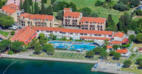 Apartmány Villa Barka