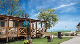 Balatontourist Füred Camping and Bungalows