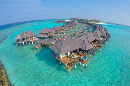 Hotel The Sun Siyam Iru Fushi